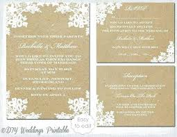 Free Email Wedding Invitation Templates Venturae Co