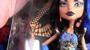 robecca steam monster high doll costume makeup tutorial for cosplay or video dailymotion
