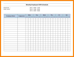 blank work schedule 6 blank work schedules dialysis nurse