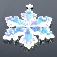 chandelier car chandelier rear view mirror chandelier crystal snow flower hanging pendant decorations car mirror