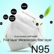 <b>10pcs KN95</b> Protective <b>Mask N95</b> FFP2 Dust-proof Disposable <b>Non</b> ...