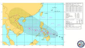 Typhoon Tracking Chart Super Typhoon Haiyan Strikes Philippines Among Strongest
