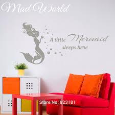 Little Mermaid Bedroom Decor Online Get Cheap Mermaid Bedroom Decor Aliexpresscom Alibaba Group