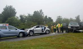 Woman extricated following head-on crash - By Kim Lincoln ...