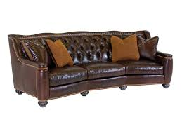 Classic Leather Chelsea Tufted Sofa | CL8628T
