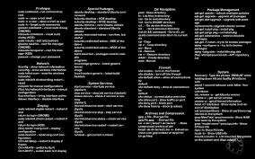 Ubuntu Noob Command line Guide