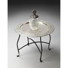 moroccan tray table by butler specialty