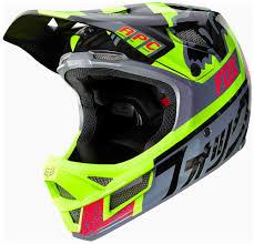 Fox Rampage Pro Carbon Divizion Downhill Helmet