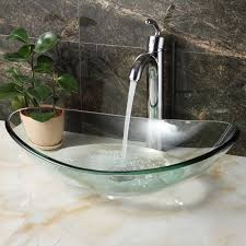 Glass Sink Bathroom Vessel Sinks Youll Love