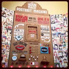 Cardboard Vending Machine Stunning Portrait Machine Betty Turbo