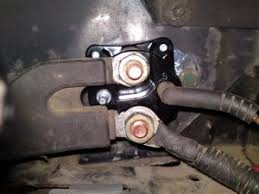 solenoid wiring help ford truck enthusiasts forums right now i m only getting a click from the solenoid when i try to crank the engine