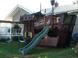 pirate ship playhouse wooden pirate ship playhouse uk