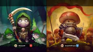 <b>Mushroom Wars 2</b> - 1v1 CHANGE OF <b>HEROES</b> RANKED | Multiplayer