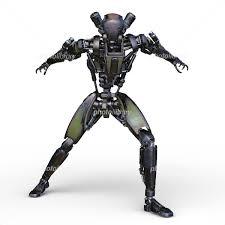 人型ロボット イラスト素材 5716631 フォトライブラリー Photolibrary