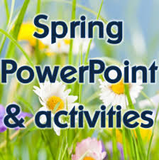 Spring Powerpoint Spring Powerpoint And Spring Activities Pack