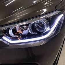 Độ Đèn LED Mí Xe Suzuki Ertiga – MƯỜI HÙNG AUTO