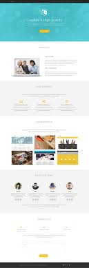 one page website template 25 one page website templates free templates download