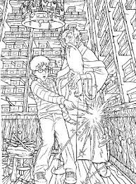 Kids N Funcom 89 Coloring Pages Of Harry Potter