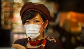 japanese for mask japanese girl with mask the white mask is a popular meme i flickr