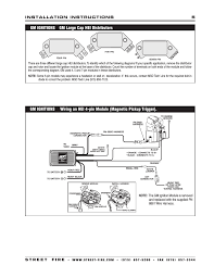 gm ignitions gm large cap hei distributors msd 5520 street fire gm ignitions gm large cap hei distributors msd 5520 street fire ignition control installation user manual page 5 12
