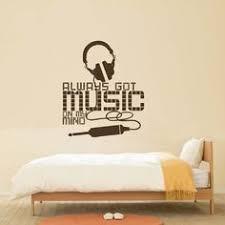 teenage bedroom wall stickers