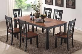 Impressive Black Kitchen Table Square Kitchen Table Permalink To Amazing Square Kitchen Designs Set