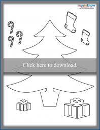 Christmas Tree Templates To Print Lovetoknow