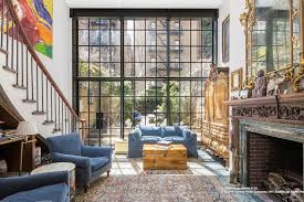 Marc Jacobs President Lists FashionForward Village Townhouse For - Home fashion interiors