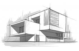 architecture drawing. Unique Architecture Simple Architectural Drawing 1000 Images About  With Architecture T