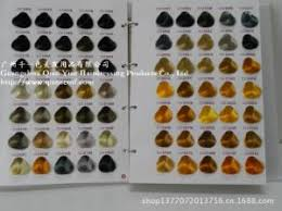 350 Hair Color Chart 350 Colors Professional Hair Color Chart For Salon