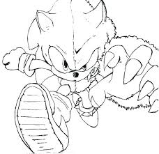 Sonic Coloring Page Printable Pages And Shadow Metal Printa