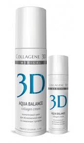 Medical Collagene 3D Aqua Balance <b>коллагеновая гель</b>-<b>маска</b> для ...