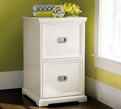 File Cabinets With Wheels Furniture Contemporary White And Orange Two Drawer Filling