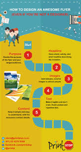 Create Leaflet Online How To Design An Awesome Flyer Even If Youre Not A