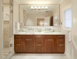 Stupendous Frameless Bathroom Mirrors Decorating Ideas