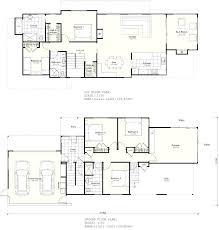 contemporary beach house plans coastal living small modern