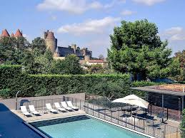 Hotel In Carcassonne Mercure Carcassonne La Cité Hotel Accorhotels