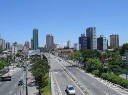PANORAMICA DA CIDADE DE SANTO ANDRE.