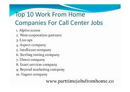 Calling For A Job Work From Home Calling Job As A Liveops Agent You Can