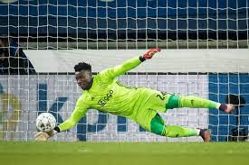 Andre Onana   NewsChain - Watch the latest breaking news, sport, celebrity  and entertainment online