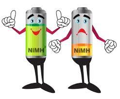 Рекомендации по зарядке/разрядке <b>Ni</b>-<b>MH аккумуляторов</b> ...