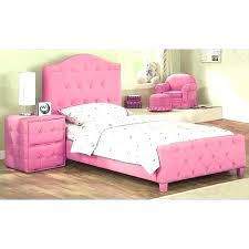 pink upholstered bed. Pink Upholstered Twin Bed Diva For The Little Princess In Your Life Light R