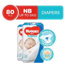 Diaper Price Comparison Chart Philippines Huggies Dry Newborn 40 Pcs X 2 Packs 80 Pcs Tape Diapers