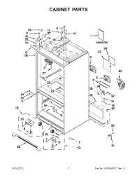 tag mft2976aew00 ice maker wiring diagram tag mft2976aew00 tag mft2976aew00 ice maker wiring diagram parts for tag mft2672aem10 refrigerator appliancepartspros