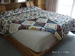 44 best Bonnie Hunter images on Pinterest   Patterns, Picasa and ... & QAYG double sided scrappy quilt - amazing Adamdwight.com