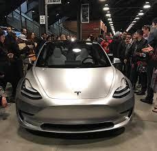 Tesla (TSLA) stock nears all-time high ...