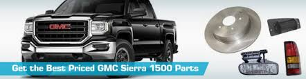 gmc sierra 1500 parts partsgeek com  at Ac Delco Wiring Harness 2013 Sierra Fog