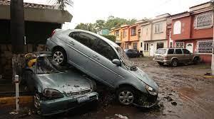 Tropical Storm Amanda Kills 17 in El ...