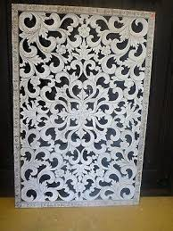 Carved Wall Decor Wall Art Top Best Pictures White Wood Wall Art Antique  White Regarding Amazing . Carved Wall Decor ...