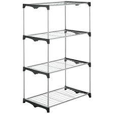 whitmor shelf kitchen storage shelf organizer storage organizer shelf tool storage shelf whitmor large wire stacking